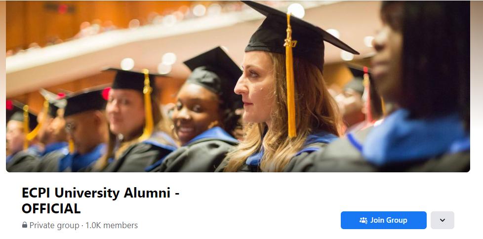 ECPI Alumni on Facebook